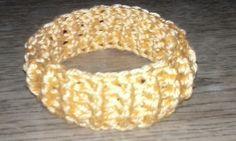 #yellowbracelet2 #ribbedbracelet #crochetbracelet #crochetjewelry #handmadejewelry #handmadegift #heklananarukvica #rebrastanarukvica2 #rebrastaheklananarukvica #unikatnipokloni