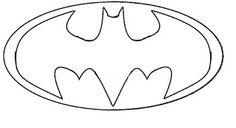 Desenholândia: Desenhos do Batman para pintar, colorir ou imprimir - Batman desenhos e figuras para pintar e colorir