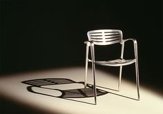 Toledo Jorge Pensi Design: 1986 - 8 Production: 1989 to the present Manufacturer: Amat s. Art Furniture, Cool Chairs, Design Process, Architecture Art, Objects, Cool Stuff, Interior, Modern, Home Decor