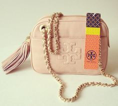Wake Up Your Wardrobe Latest Purchases Tory Burch Thea Crossbody Chain Bag