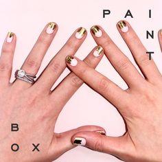 #paintboxmani #nails #nailart