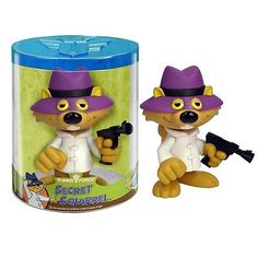 Secret Squirrel - Funko Force. Best Price