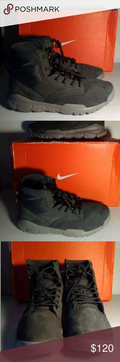 new photos 64a3d c357c Nike SFB 6