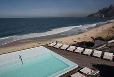 Fasano Rio hotel in Brazil