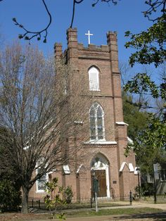 St. Johns Episcopal Church, circa 1852 Aberdeen, MS