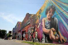 16 imágenes de increíble arte de la calle Buenos Aires