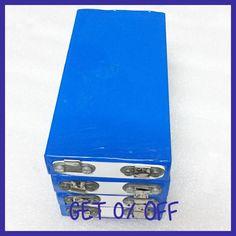 4pcs 3.2v rechargeable battery 10Ah LiFePO4 li polymer cell for 12V 10A battery pack e-bike UPS Power convertor HID solar light