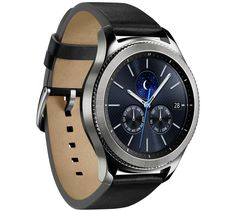 Buy Samsung Gear S3 Classic Smart Watch at Argos.co.uk, visit Argos.co.uk to shop online for Fitness and activity trackers, Fitness technology, Fitness equipment, Sports and leisure