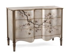 John Richard Collection - Portobello Serpentine Chest - EUR-01-0163