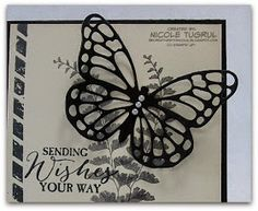 Be Creative with Nicole: A Butterfly Birthday