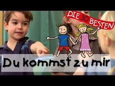 Du, komm zu mir - Singen, Tanzen und Bewegen || Kinderlieder - YouTube