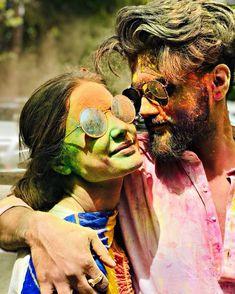 Inside Hina Khan's blissful Holi celebrations - HungryBoo Bollywood Gossip, Bollywood Actress, Holi Girls, Gala Time, Holi Photo, Heena Khan, Holi Colors, Preity Zinta, Diwali Celebration