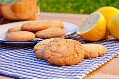 Galletas de limón