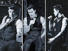 Check Out Smoldering Photos of Aaron Tveit From His New Album The Radio In My Head