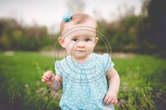 Chappuis Family Session | Joe Glik Park, Edwardsville, Illinois | Love the Light Photography spring session, one year old