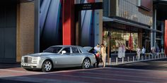 Designed without compromise, the Phantom family is the result of complete creative and engineering freedom. Created with the desire to build the best car in the world, Phantom combines compelling charisma with design cues that are unmistakably Rolls-Royce.