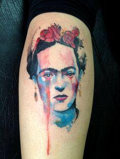 Frida Kahlo - Victor Octaviano