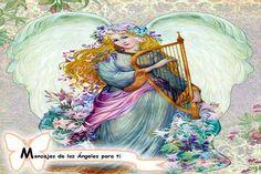 Mensaje del Arcángel Gabriel y decreto para la ABUNDANCIA Y RIQUEZA / 4
