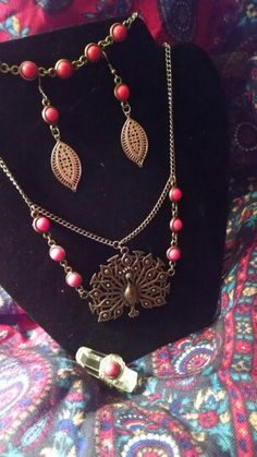 Full set of jewelry:)
