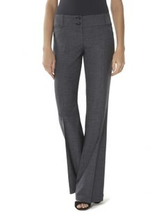 Lexie Piped Edge Flare Pant (The Limited)