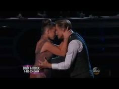 BINDI IRWIN & DEREK HOUGH Are At The Center Of The Floor... Now Watch When He Takes Her Blindfold Off, WOW!