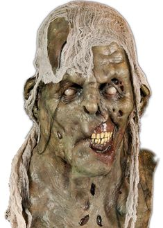ZOMBIES & CORPSES - FISH FOOD MASK - Tops Magic » Costumes and Magic for all Ages and Occasions