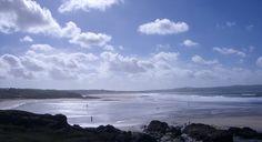 Gwithian Beach - North Cornish Coast, Cornwall Beaches @cornwallpark