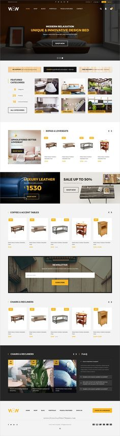 Wow is clean and modern design 2in1 responsive @WooCommerce #WordPress theme for stunning #furniture, decor and #interior shop eCommerce website download now➩ https://themeforest.net/item/wow-furniture-marketplace-theme/19705669?ref=Datasata