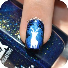 Alan+Rickman+nail+art.jpg (1600×1600)