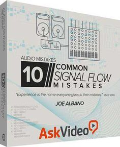 10 Common Signal Flow Mistakes TUTORiAL SYNTHiC4TE | June 11 2016 | 191 MB When you insert a plugin into your DAW, that insertion is actually a connection