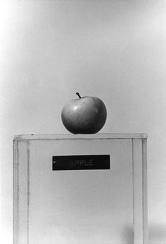 Apple - Yoko Ono.  Art Experience:NYC  http://www.artexperiencenyc.com/social_login