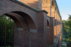 Netzschkau - Göltzschtalbrücke – Wikipedia – Foto André Karwath
