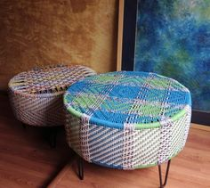 Would like to learn something new in the field of DIY furniture today? Car tires are Reuse Old Tires, Reuse Recycle, Recycled Tires, Recycled Bottles, Recycled Furniture, Diy Furniture, Furniture Design, Tire Seats, Tire Chairs