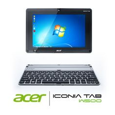 Acer Iconia Windows 7 Tablet with Keyboard Docking Station Top Computer, Docking Station, Acer, Keyboard, Computers, Ss, Windows, Technology, Amazon