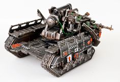 davetaylorminiatures: Orks? I didn't know you had Orks!