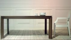 MOYA dining room :: JOV table Entryway Tables, Dining Room, Furniture, Home Decor, Dinner Room, Homemade Home Decor, Home Furnishings, Dining Rooms, Decoration Home