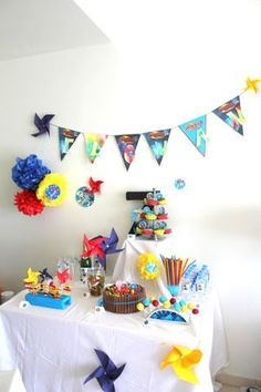 Anniversaire Beyblade - Beyblade Party