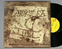 The Musical Saga Of The Hokulea - Kelii Taua And Roland Cazimero - Vinyl LP Record Album 1977 Music of Polynesia