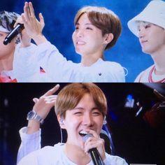 BTS 170905 Seotaiji 25th Anniversary Concert     #BTS #반탄소년단 #JHOPE ❤️