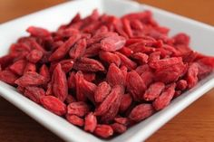 A dessert of berries on MyRecipeMagic.com