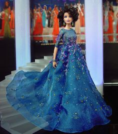 barbie doll evening gowns 12.16.2 qw