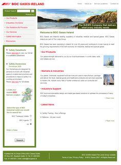 Boc Gases Ireland