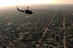Mogadishu, 1993.