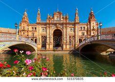 Seville Spain Flowers | kavalenkava's Portfolio on Shutterstock