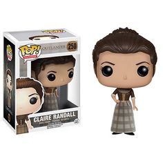 Preview of the new Outlander Claire Randall Pop! Vinyl ($9.99 each, Release date: October) Pre-order link is in our profile!! #funko #funkopop #outlander #popvinyl #popvinyls #vinyl #collectible