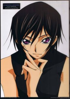 Lelouch  - lelouch-lamperouge-zero Photo