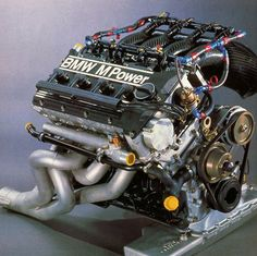 BMW inline 4 race engine