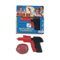 D&D Distributing Classic Potato Gun | Your #1 Source for Toys and Games
