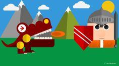 Edi VS Dragon by Edicz on DeviantArt