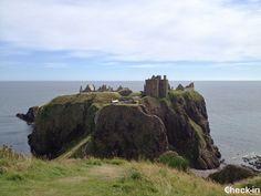 Il castello di Dunnottar, #scozia
